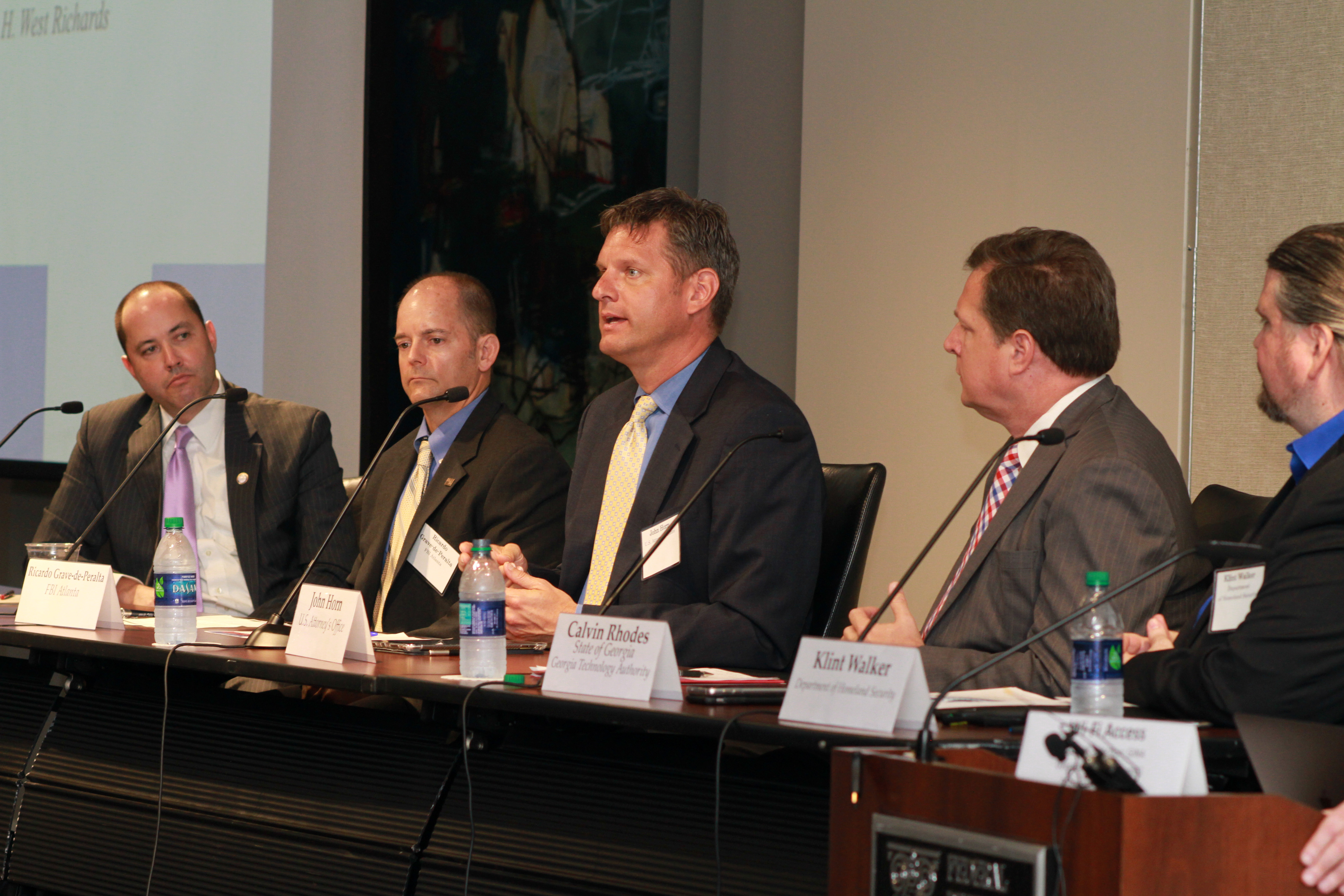 Inaugural Transaction Alley Cyber Forum - ATPC
