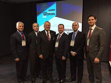 ATPC Joins Governor Nathan Deal in Trade Mission to Brazil