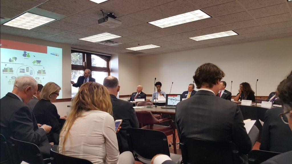 ATPC Presents to Georgia Senate Banking Committee